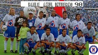Download Baile Azul America vs Cruz Azul Invierno 98 Video