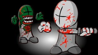 Download KILLING ZOMBIES! | Alone in the Madness 1 & 2 (Flash Game) Video