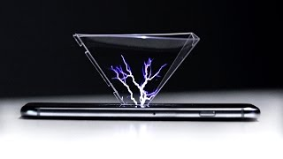 Download Amazing 3D Hologram Using Any Smartphone! Video