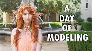 Download Modeling as a Koi Fish Princess! Video