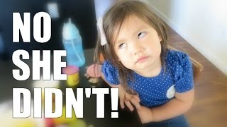 Download OH NO SHE DIDN'T! - June 17, 2015 - ItsJudysLife Vlogs Video