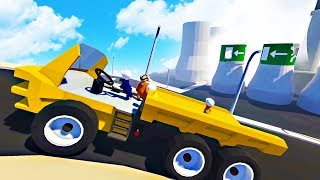 Download DRIVING A TRUCK! - Human Fall Flat Video
