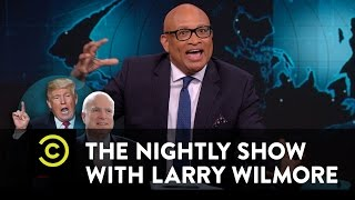 Download The Nightly Show - Blacklash 2016: The Unblackening - Trump Dump Video