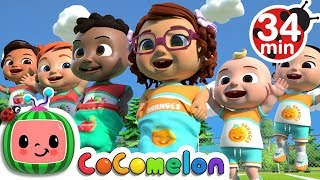 Download Field Day Song | + More Nursery Rhymes & Kids Songs - CoCoMelon Video