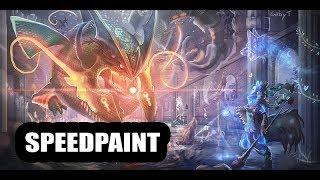 Download //SPEEDPAINT// Epic Pokemon fight Video