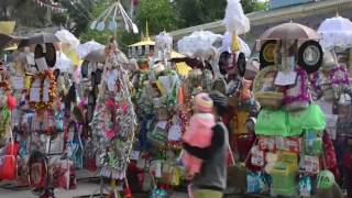 Download Myanmar migrants hold Kahtain Festival in Ruili, China Video