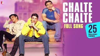 Download Chalte Chalte - Full Song   Mohabbatein   Uday Chopra   Jugal Hansraj   Jimmy Shergill Video