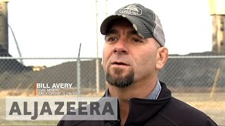 Download US coal miners hope Trump presidency can save the industry Video