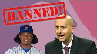 Download FIVE PEOPLE BANNED FROM MLB BASEBALL - You won't believe what they did Video