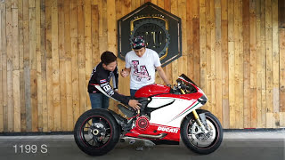 Download Motorbike i Amp : Ducati Panigale 1199 S Video
