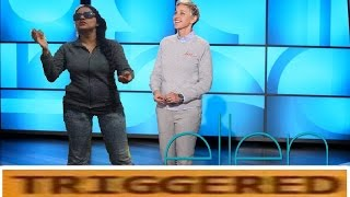 Download Zarna Joshi triggered on Ellen Show (Hugh Mungus) Video