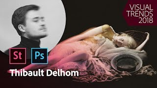 Download Masterclass avec Thibault Delhom | Visual Trends 2018 | Adobe France Video