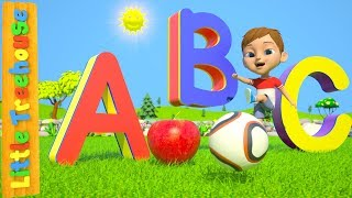 Download ABC Phonics Song For Children | Learn Colors & Shapes Video
