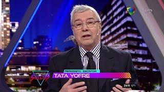 Download J.B.″Tata″ Yofre sobre su libro ″Puerta de Hierro″ en ″Animales sueltos″ de A.Fantino - 16/10/15 Video