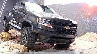 Download 2017 Chevy Colorado ZR2 - 2016 LA Auto Show Video