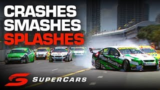 Download FLASHBACK: 8 heart-stopping moments from the Gold Coast 600 | Supercars Championship 2019 Video