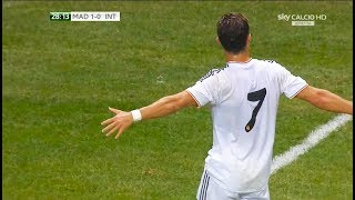 Download The Day Ronaldo Created His Trademark Celebration Video