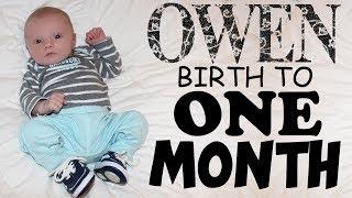 Download Happy One Month Birthday, Owen! Video
