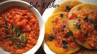 Download ഇതും ഒരു കിടിലൻ കോമ്പിനേഷൻ || Healthy Breakfast || Wheat Oothappam & Tomato Chutney || Salu Kitchen Video