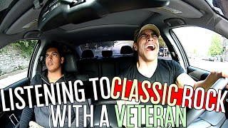 Download Listening To Classic Rock With A Veteran! Video