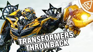 Download How the Next Transformers Movie Will Be like the 80s Cartoon! (Nerdist News w/ Jessica Chobot) Video