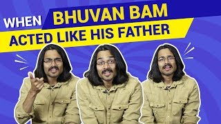 Download BB Ki Vines | When Bhuvan Bam Acted Like His Father | Safar - Music Video Video