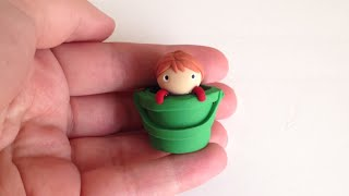 Download Ponyo in a Bucket DIY Video