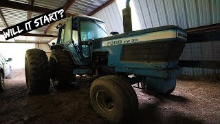 Download We Bought an old abandoned Tractor for $700 - First Start in Years Video