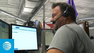 Download A Look Inside: Call Center Careers | AT&T Video