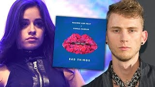 Download Camila Cabello Drops ″Bad Things″ Duet With Machine Gun Kelly Video