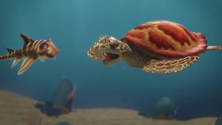 Download Splash and Bubbles - Rhythm of the Reef Video