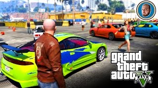 Download GTA 5 MOD VITA REALE: Raduno Drift con macchine giapponesi vere Video
