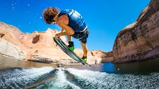 Download GoPro: Lake Powell Wakeboarding Adventures Video