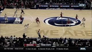 Download Indiana at Penn State - Men's Basketball Highlights Video