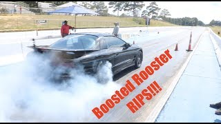 Download Boosted Rooster RIPS at the Track Video
