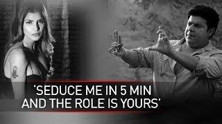 Download Model Rachel White explains her horrific #MeToo moment with Filmmaker Sajid Khan | NewsMo Video