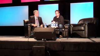 Download Q&A with Twitter Co-Founder Biz Stone Pt. 1 - NAA mediaXchange 2011 Video