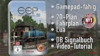 Download EEP 13 Eisenbahn-Simulation Trailer (Offizieller Trailer 2016) Video