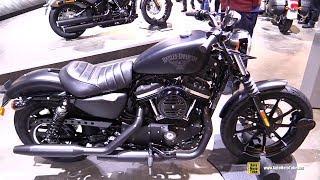 Download 2018 Harley Davidson Iron 883 - Walkaround - 2017 EICMA Milan Motorcycle Exhibition Video