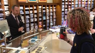 Download LIL PUMP BUYING $1000 SHOES AT THE MALL Video