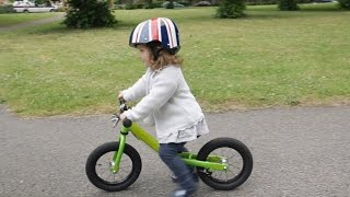 Download How to teach your child to ride a balance bike quickly and simply Video