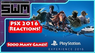 Download PSX 2016 Reactions! Last of Us 2, Ni No Kuni, Marvel VS Capcom and More! Video