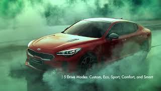 Download 2018 Kia Stinger GT | Kick the Stinger into Overdrive Video