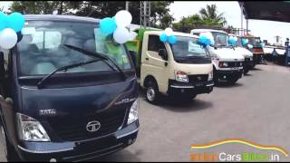 Download Excel Vehicles - New Tata Motors 3S CV Dealership Pune - Walk Around Video Video
