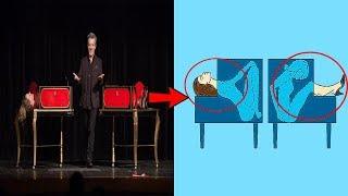 Download देखिये, जादूगर आपको कैसे बेवकूफ / बुरबक बनाते हैं | Science and Tricks Behind Magic Explained Video
