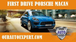 Download FIRST DRIVE : 2017 Porsche Macan : Is it worth it? Video
