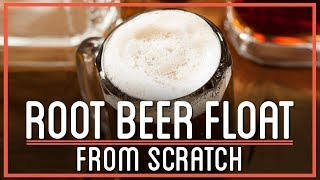 Download How to Make a Root Beer Float from Scratch | Sassafras Maple Brew: HTME: Remix Video