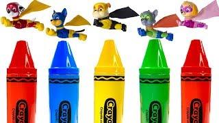 Download Paw Patrol Super Pup Magical Crayons Video