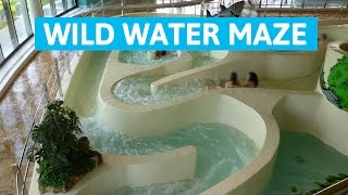 Download S&R De Meerminnen - Wildwaterbaan (Epic Wild Water Maze) Onride POV Video