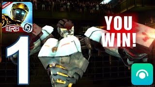 Download Real Steel World Robot Boxing - Gameplay Walkthrough Part 1 - Underworld 1: Championship 1-3 Video